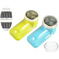 Wholesale Cheapest Lint remover $1.5 only Dry Battery Operated Cordless fuzz clothes shaver bobble fluff off skype info@knsing.com from china suppliers