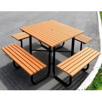 Wholesale hot sales!!! CE for outdoor composite bench/ wpc bench /Customized size chiair from china suppliers
