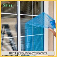 Wholesale Residential Glass Door Protection Film , Glass Plastic Film Logo Printed Available from china suppliers