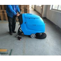 Wholesale Single Brush Battery Powered Floor sweeper For Workshop Low Noise from china suppliers