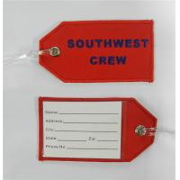 Wholesale Southwest Crew Luggage Travel Tag Special Gift for Aviation from china suppliers
