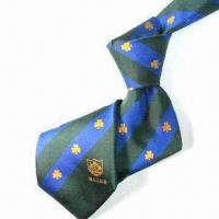 Wholesale Promotional men's tie, various styles and colors are available from china suppliers