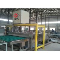 Wholesale PLC automatic Glass Washing And Drying Machine For Glass Curtain Wall / Facade Glass from china suppliers