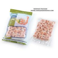 Wholesale Custom printed Seafood shrimp Vacuum Packaging bag for Frozen Storage from china suppliers