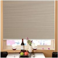 Buy cheap Windows Honeycomb Shades Blinds Manual Cord with Pleated Venetian from wholesalers