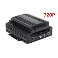 Buy cheap 720P 2TB Hard Disk AHD Mobile DVR With GPS WIFI Support Real Time Monitoring from wholesalers