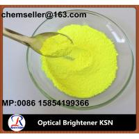 Quality TOP 4 CHINA factory fluorescent brightener KSN 368 CAS NO 5242-49-9 for Rubber/Plastics for sale