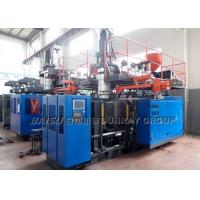 Quality Extrusion Moulding Process Pp Blowing Machine For HDPE Jerry Can SRB80 for sale