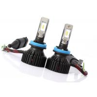 Wholesale 60 Watt 6500K T8 H8 H9 H11 Led Headlight 8000LM with 6063 Aviation Aluminium from china suppliers