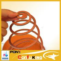 Buy cheap OEM different color 140mm size 8hours clean plant fiber mosquito coil from wholesalers