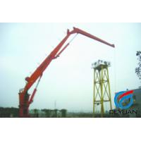 Wholesale Marine Knuckle Boom Deck / Offshore Cranes KBS For Machinery Equipment from china suppliers