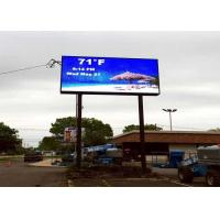 Wholesale Outdoor P8 Front Service LED Display , Digital Led Video Wall Rental Double Sided 1/4 Scan from china suppliers