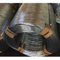 Wholesale 570 - 800 MPa High Strength Iron Binding Wire , Q195 Hot Dipped Galvanized Wire from china suppliers