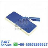 "Wholesale 10"" X 4"" Scrub Pad Brush with Handle Swimming Pool Brushes for Swim Pools - T374 from china suppliers"