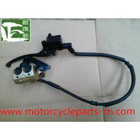 Quality Bajaj Pulsar NS200 Motorcycle Parts Hydraulic Disc Brake Sets Brake Calipers Pump for sale