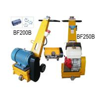 Wholesale 380V 7.5KW / 13.5HP Petrol Floor Scarifying Machine Heavy Duty from china suppliers