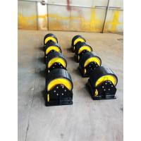 Wholesale 40 Ton Rotator Rollers PU Heavy Load Portable Easy Installation Budget 200mm width from china suppliers