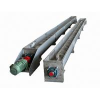 Buy cheap Factory Custom Molded Flexible Screw Conveyor Price from wholesalers