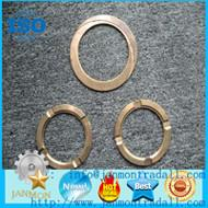 Buy cheap Bimetal thrust washer,Bimetallic thrust washer,Thrust washer,Crankshaft thrust washer,Engine thrust washer from wholesalers