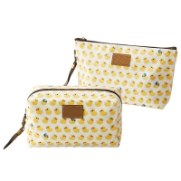 China Fashion Women's Case Cute Cartoon Multi-Functional Makeup Pouch on sale