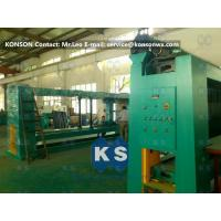 Wholesale Full Automatic Heavy-Duty Hexagonal Wire Netting Machine , Galvanized And Zinc Coated from china suppliers