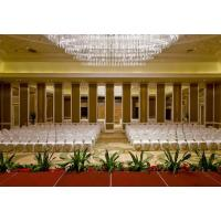 Wholesale 6m Height Movable Sound Proof Partitions For Reception Hall from china suppliers