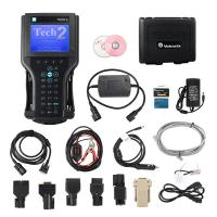Wholesale RS232 Gm Tech2 Diagnostic Tool / Gm Tech II Scanner 32 bit 16 MH from china suppliers