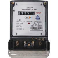 Wholesale Compact Mini Single Phase Electric Meter Extended Terminal Cover Killowatt Meter from china suppliers