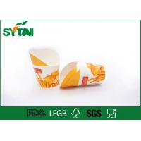 Wholesale Light  weight Single Wall Disposable Paper Cups With Lids from china suppliers