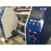 Buy cheap Computer Control Slitting Rewinding Machine Slitter And Rewinder MachinewithRewind Type: Full Automatic for Cling Film from wholesalers