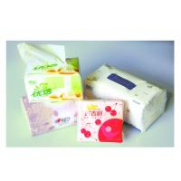 Wholesale Easy Operation Tissue Paper Packing Machine 3 - 8 cartons / min from china suppliers