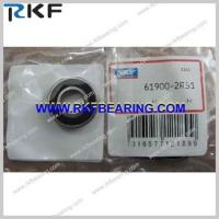 Wholesale Miniature Ball Bearing SKF 61900-2RS1 10X22X6 mm from china suppliers