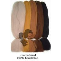 Quality synthetic hair,  synthetic hair extension,  kanekalon jumbo braid for sale