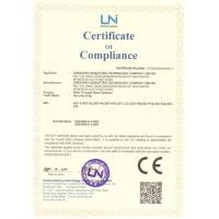 Shenzhen Xinsaitong Technology Company Limited Certifications