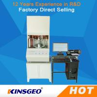 Wholesale ASTM A015 Rubber Testing Machine , Abrasion Testing Machine 210kg from china suppliers