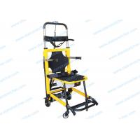 Wholesale Foldaway Stair Stretcher , Aluminum Alloy Wheeled Emergency Stretcher from china suppliers