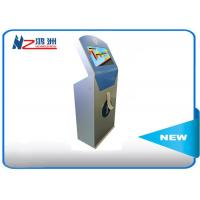 Wholesale Self  Service Ticket Bill Payment Kiosk In Cinema / Customer Service Kiosk from china suppliers