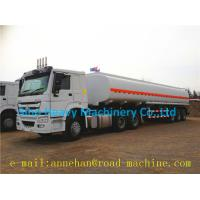 Wholesale HOWO A7 WITH 42M3 FUEL/OIL TANKER TRAILER from china suppliers