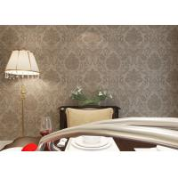 Wholesale Eco Friendly Victorian Style Classic Damask Wallpaper For TV Background Decor from china suppliers
