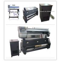 Wholesale High Speed 1440dpi Epson Head Roll To Roll Flag Printing Machine from china suppliers