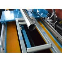 China PLC Galvanized Steel Octagon Pipe Roll Forming Machine with Flying Saw Cutting on sale