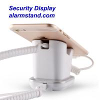 Wholesale COMER cellphone stores anti theft alarm  table display rack stand holder from china suppliers