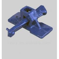 Wholesale Painted blue malleable iron wedged coupler scaffolding Accessories / Parts from china suppliers