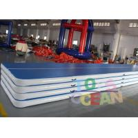Wholesale Custom Inflatable Air Gymnastics Mats For Physical Training Yoga Board from china suppliers