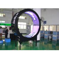 Wholesale Round Circle PH10 Advanced Outdoor LED Display Advertising Billboard for Airport from china suppliers