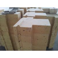 Wholesale High Temp Refractory Fire Brick , Silica Bricks For Glass Blast Furnace , Coke Oven from china suppliers