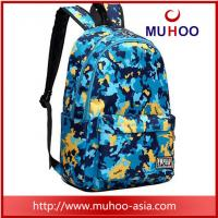Wholesale Wholesale waterproof camou sports luggage backpacks school bag for Junior from china suppliers