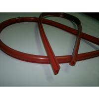 Wholesale Red Elastic Rubber Cord Or Extrusion Rubber Tubing Approved AS568 Standard For Assemble Parts from china suppliers