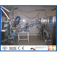 Wholesale Industrial 1000l Ice Cream Making Machine For Ice Cream Processing Line from china suppliers