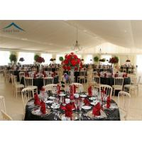 Wholesale Well Decorate  Marquee Party Aluminium Tents  Tented  Wedding 20m * 50m from china suppliers
